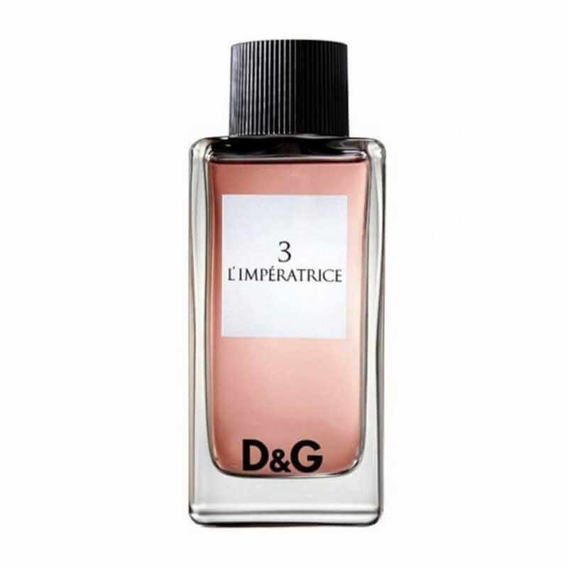 Dolce Gabbana No 3 Edt 100ml Bayan Outlet Parfüm